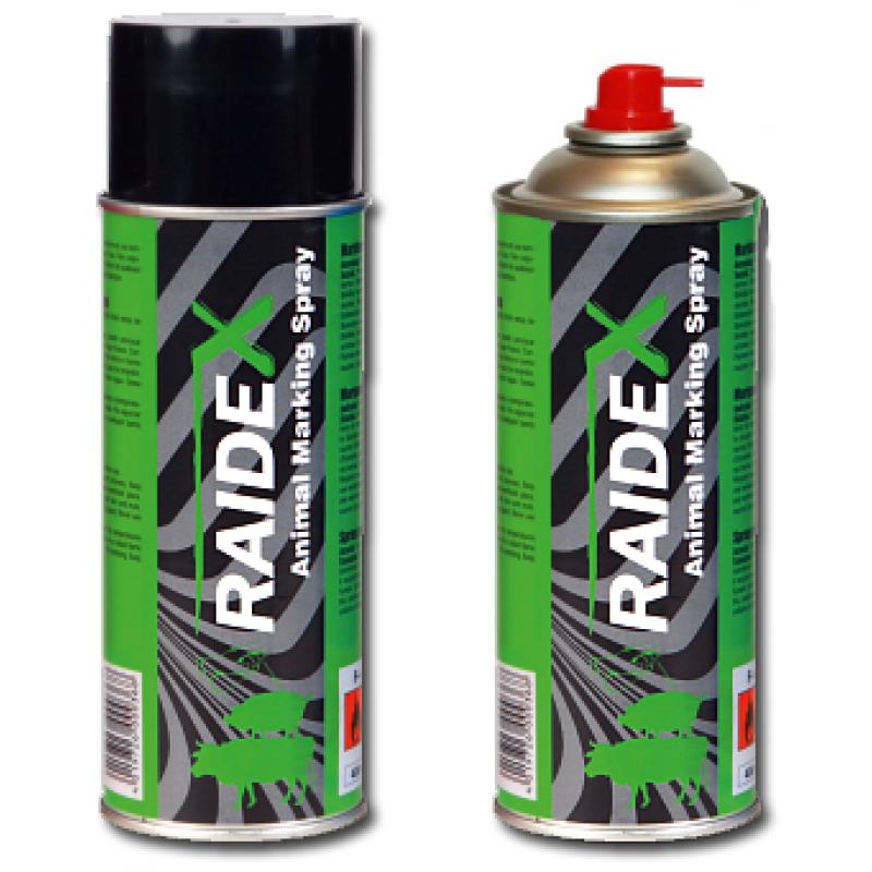 Raidex  аэрозоль для маркировки скота (500 мл.)