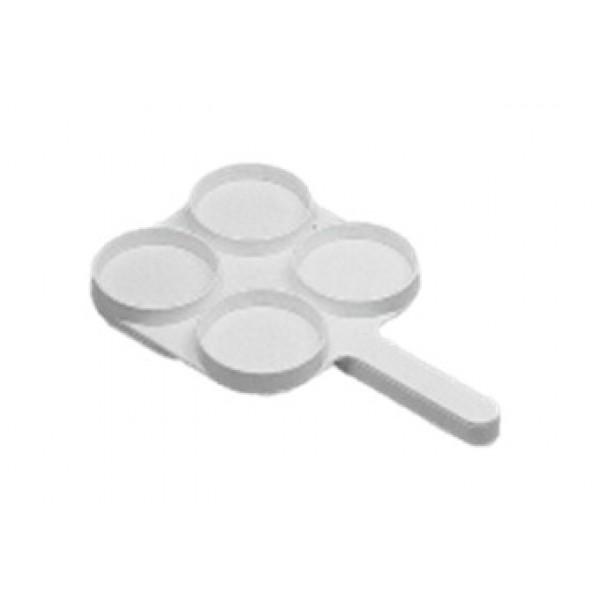 Лопатка для тестирования молока California Mastitis, белая