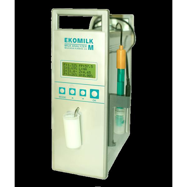 Анализатор молока Ekomilk M 9 Параметров (90 сек)