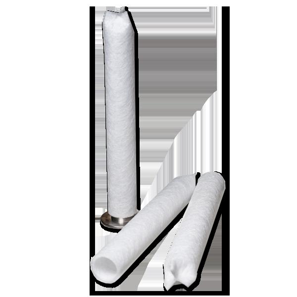 Патронный молочный фильтр d20 (270х30х20)